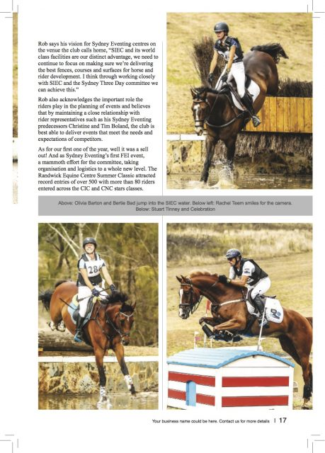 The Eventer Summer Classic '18 article -2