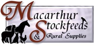 Macarthur Stockfeeds logo