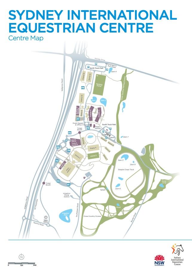 siec venue map